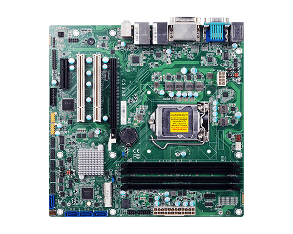 Industrial atx Motherboard Coffee Lake | micro-ATX | DFI