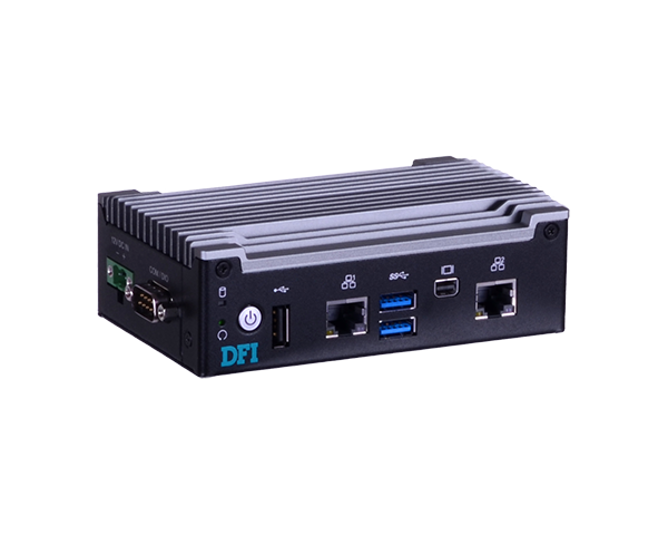 EC90A-AL | Intel Atom E3900 | Apollo Lake | Fanless Embedded System | DFI