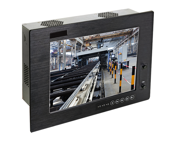 "TPC121 12.1"" Heavy Industrial Touch Panel PC"