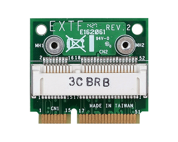 MPE-EXTF Mini PCIe Modules