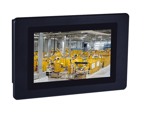 "KS070-IMX6 7"" Light Industrial Touch Panel PC"