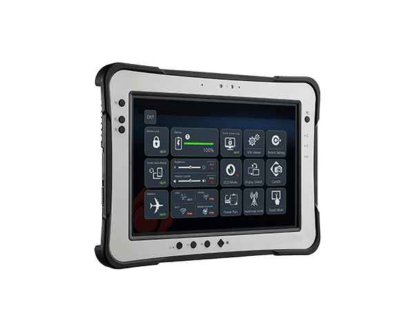 "RPC101-BT 10.1"" Rugged Tablet PC"
