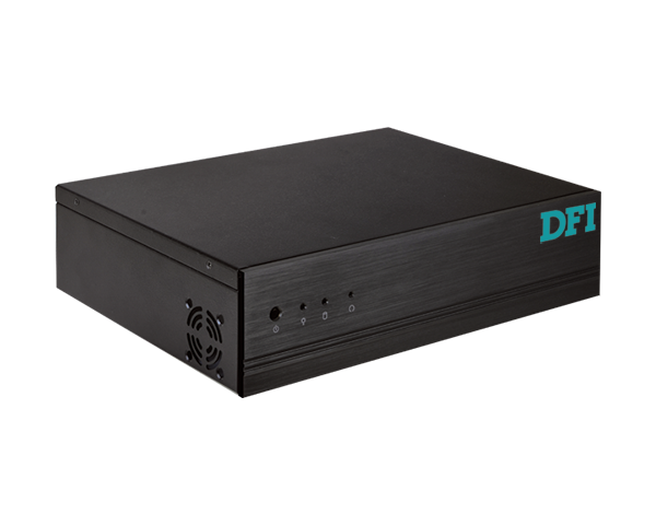 DT122-HD Desktop Box PC